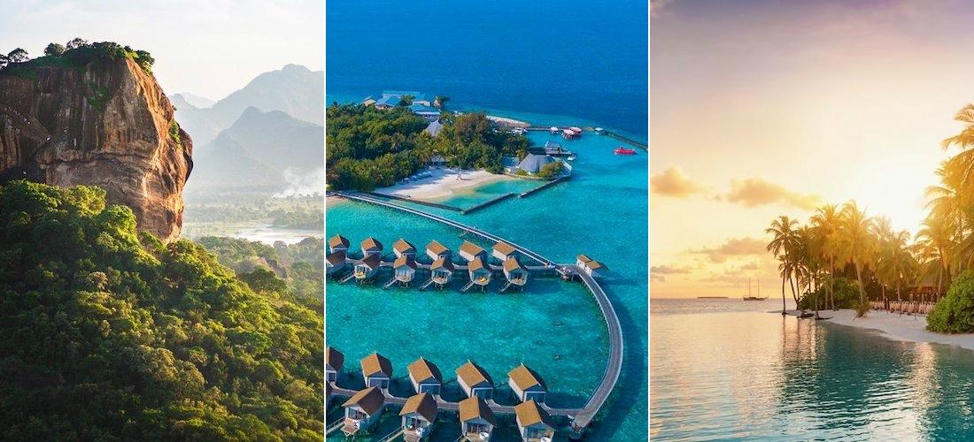 Sri Lanka & Maldives: Temples, Treasures & the Indian Ocean