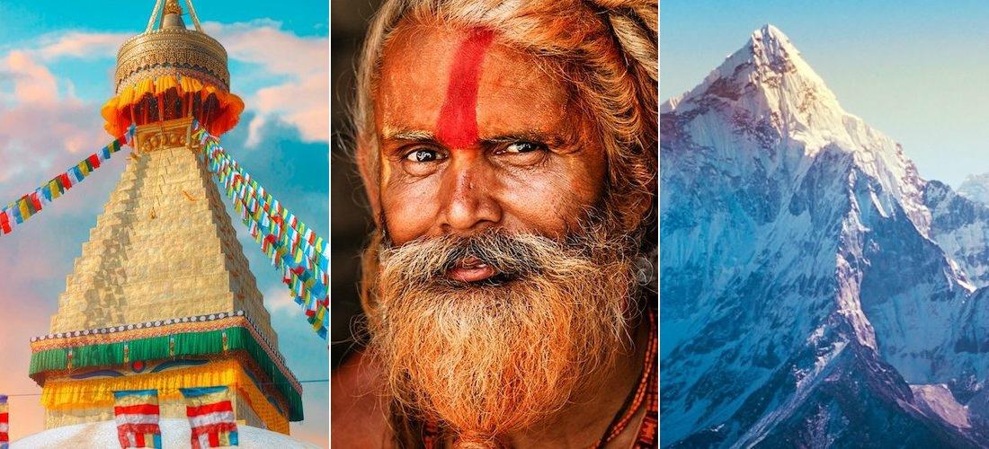 Nepal: from Kathmandu to the Himalayas