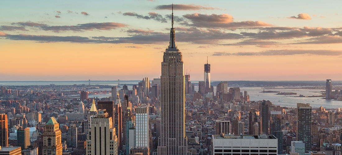5* New York: 3 nights + flights