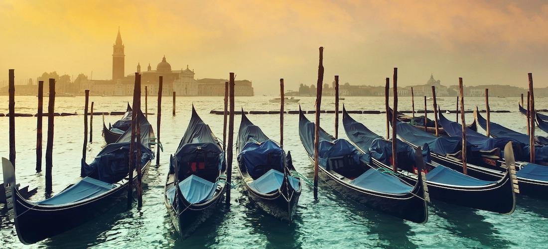 4* Venice: 2 nights + flights