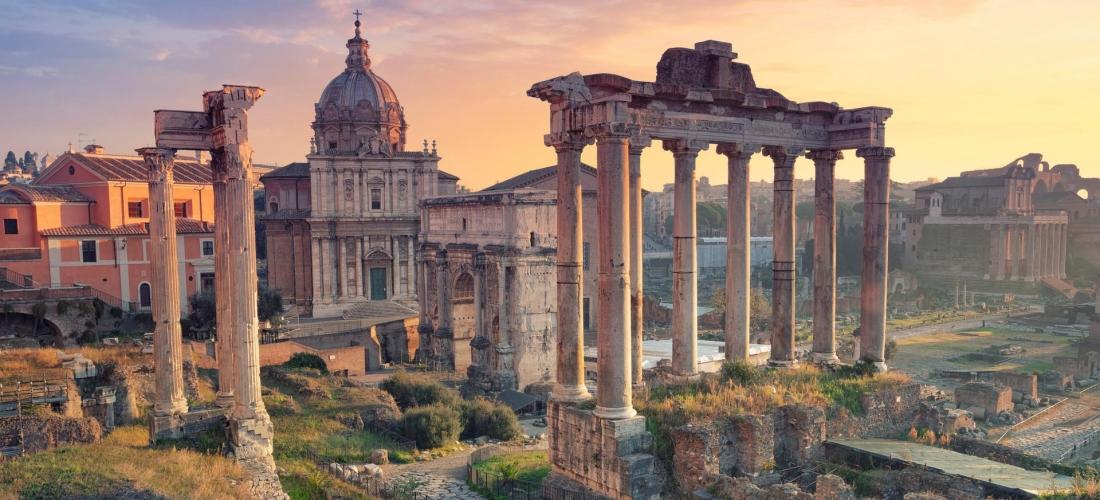 5* Rome: 2 nights + flights