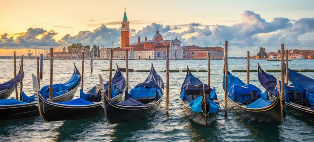 5* Venice: 2 nights + flights