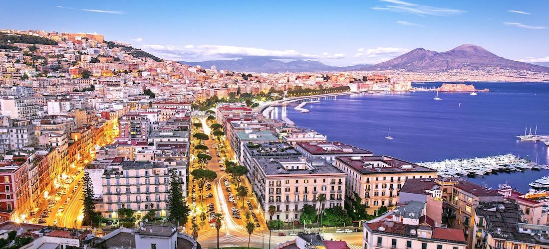 4* Naples: 2 nights + flights