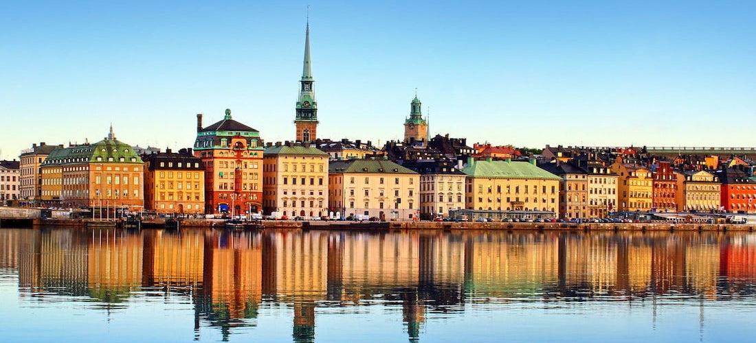 4* Stockholm: 2 nights + flights