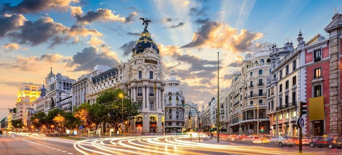 5* Madrid: 2 nights + flights