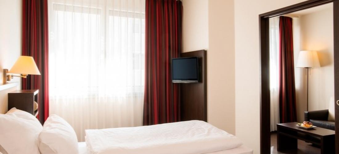 €50 Basato su 2 persone per room per notte | NH Wien City, Vienna
