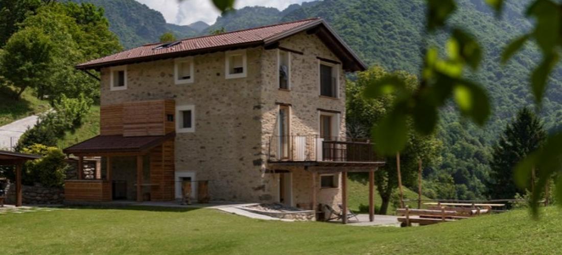 €95 per persona a per notte | Maso Zambo, Cassina Valsassina, Lombardia