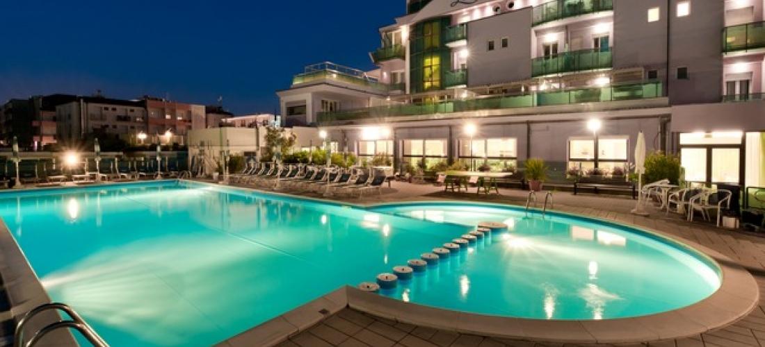 €35 per persona a per notte | Hotel Lungomare, Cesenatico, Emilia-Romagna