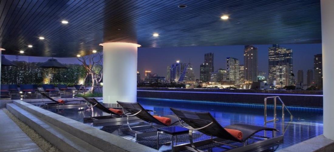 €0 per persona a per notte | Pullman Bangkok Hotel G, Bangkok, Thailandia