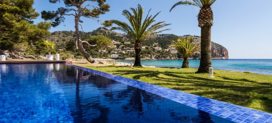 $ Based on 2 people per night   Chic adults-only Mallorca beachfront break, Melbeach Hotel & Spa Canyamel, Spain
