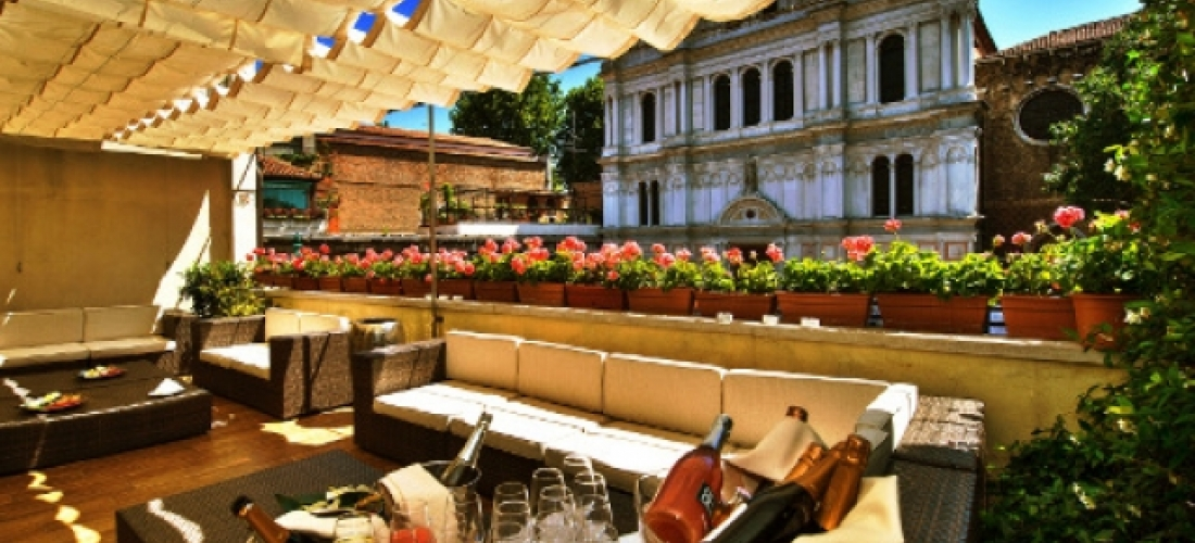 Based on 2 people per night   Opulent Venetian hotel near St. Mark's Square, Hotel Savoia & Jolanda, Italy