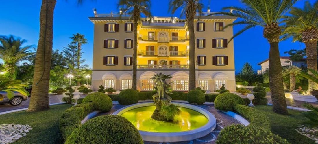 Based on 2 people per night   Luxury Naples retreat boasting stunning Amalfi views, La Medusa Hotel - Dimora di Charme, Italy