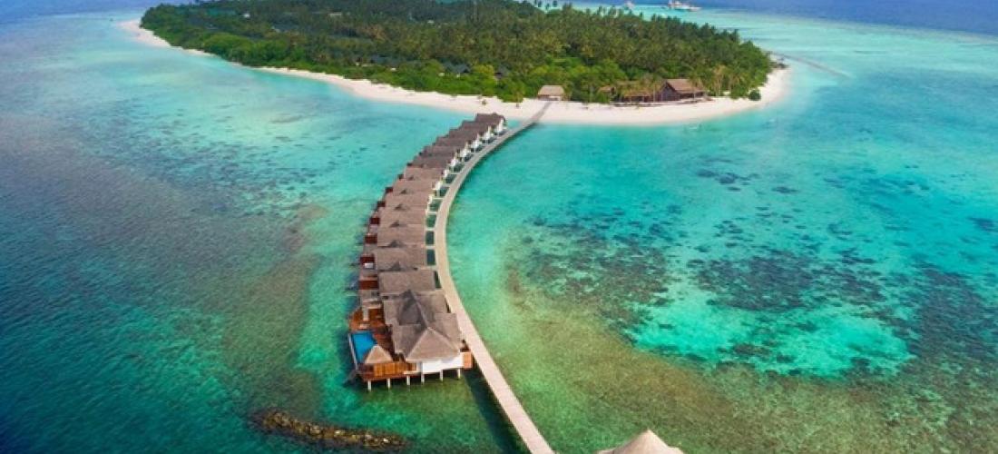$ Based on 2 people per villa per night   Tropical-chic villas in the spectacular Maldives, Furaveri Island Resort and Spa, Raa Atoll