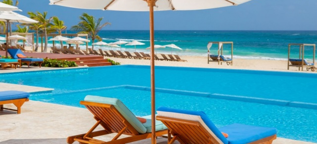 $ Based on 2 people per night   Luxury Dominican Republic suites with a private beach, Coral House Suites by CanaBay Hotels, Caribbean