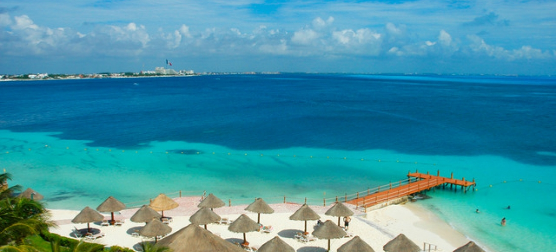 $ Based on 2 people per night   New all-inclusive Cancun beach retreat, Margaritaville Island Reserve by Karisma, Mexico