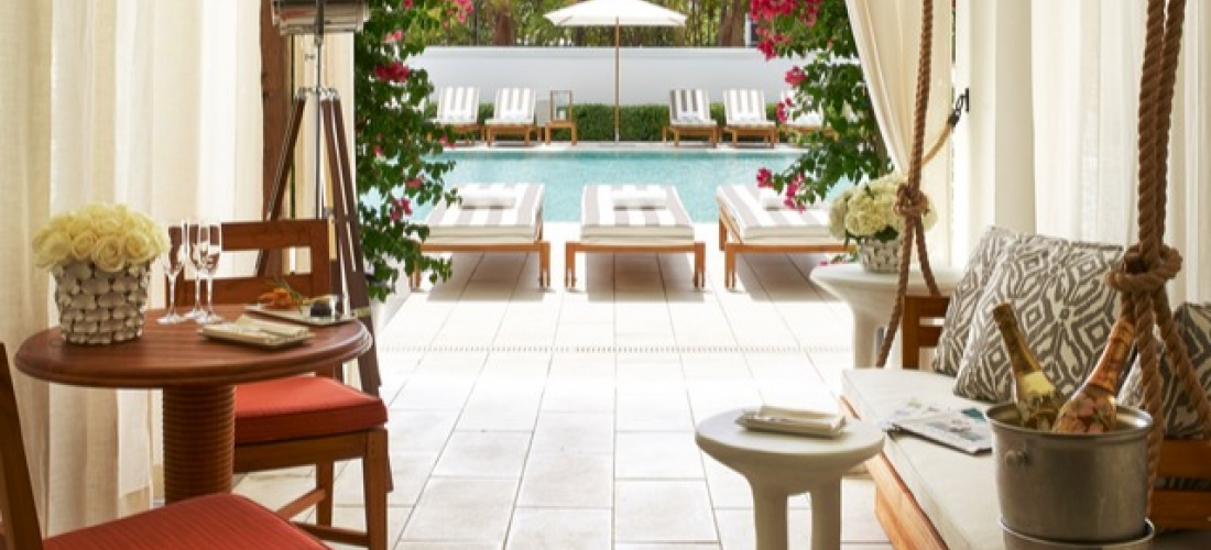 $ Based on 4 people per night | Award-winning South Beach Art Deco base, Shelborne South Beach, Florida