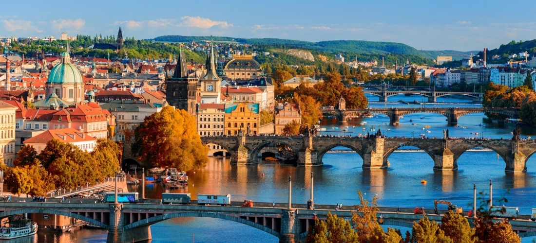 Win a trip to Prague + opera tickets for two