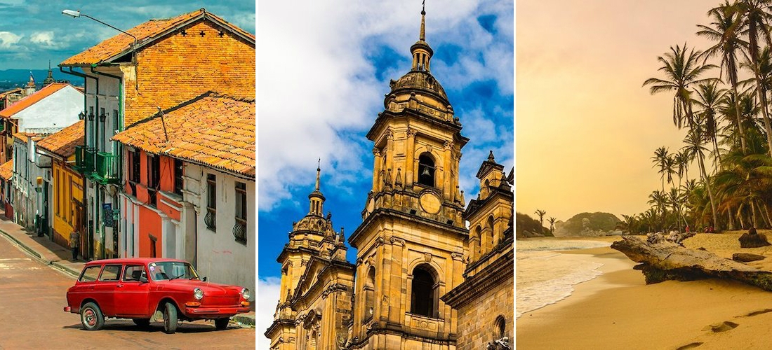 Colombia: Colonial Charms & Caribbean Coast