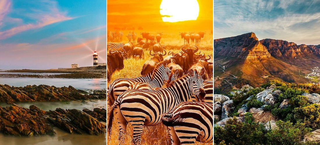 South Africa: Garden Route & Kruger