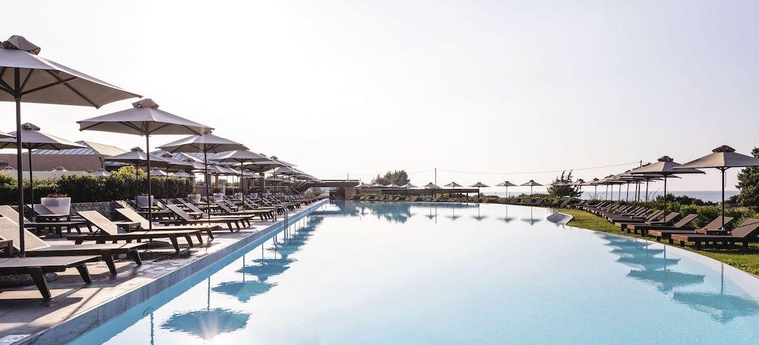 5* half-board luxury Kos getaway w/flights