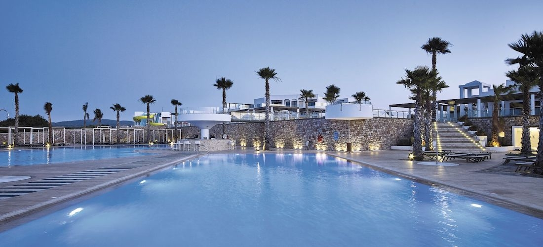 5* all-inclusive luxury Rhodes escape w/flights
