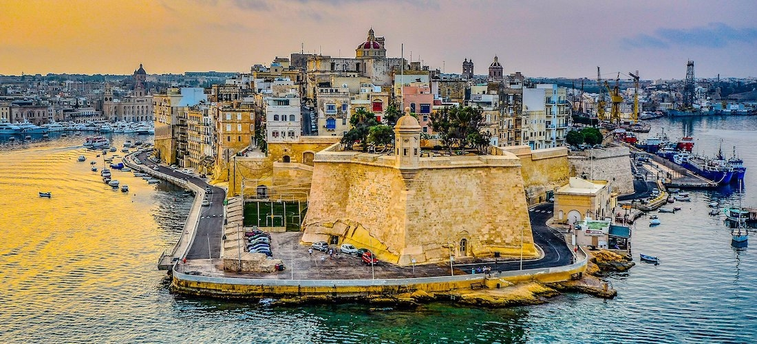 4* half-board Malta getaway w/flights