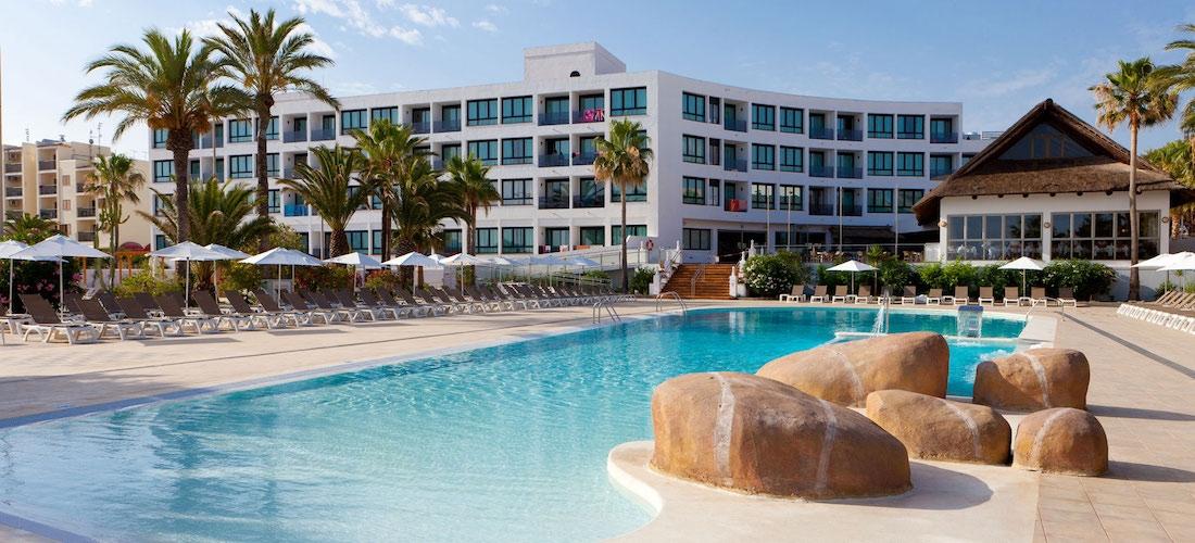4* half-board Ibiza getaway w/flights