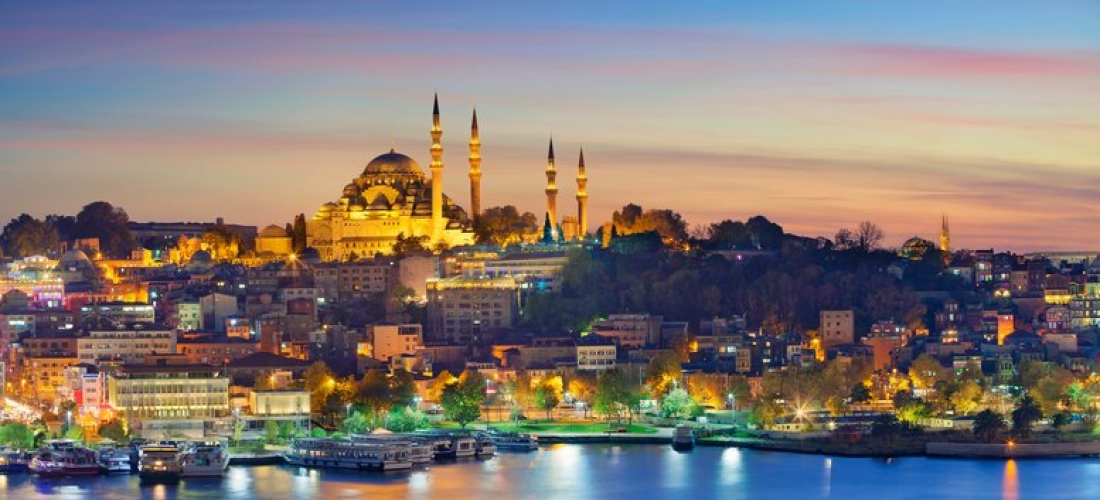 Istanbul City Escape  - Spring & Summer Dates!