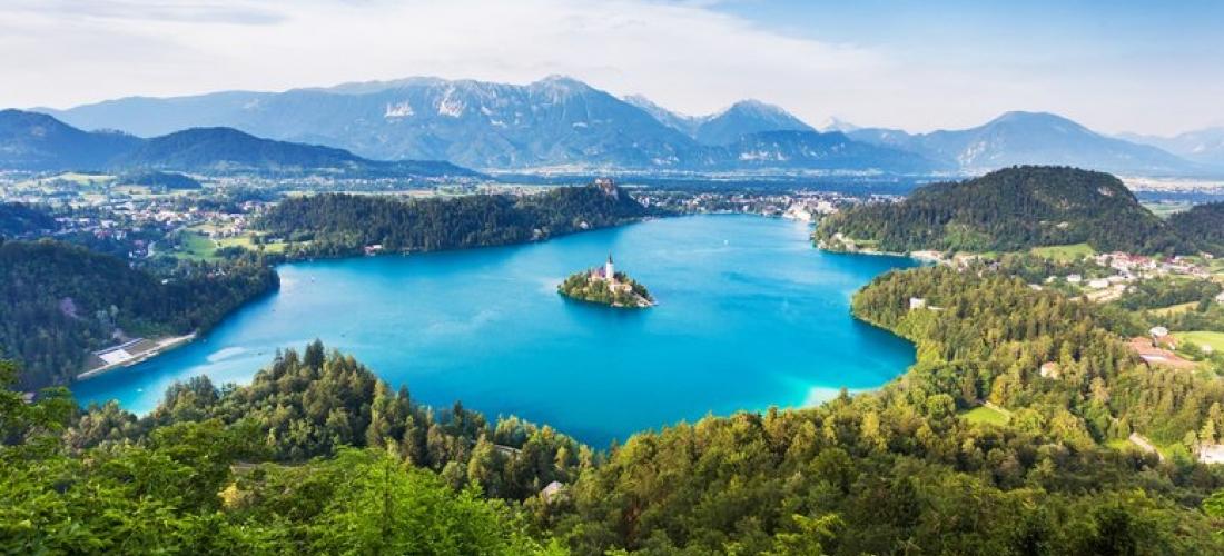 4* Ljubljana & Lake Bled Escape