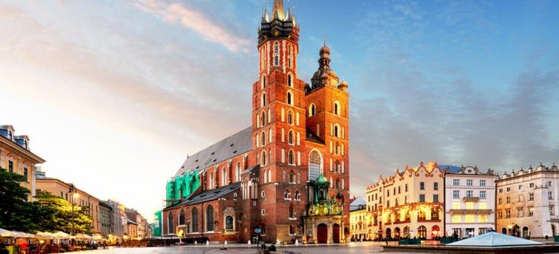 Krakow City Stay & Return Flights - Optional Auschwitz Tour!