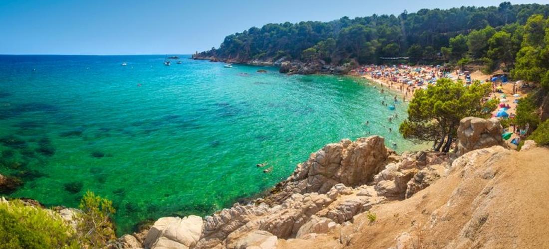 4* All-Inclusive Costa Brava Beach Escape - Family-Friendly Resort!