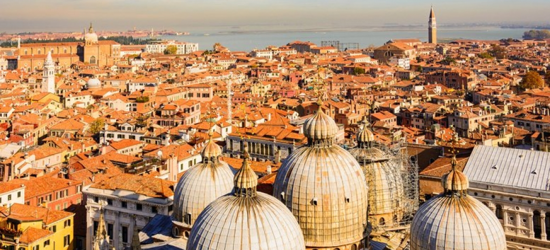 Romantic Venice Break, Breakfast  - Spring & Summer Dates!