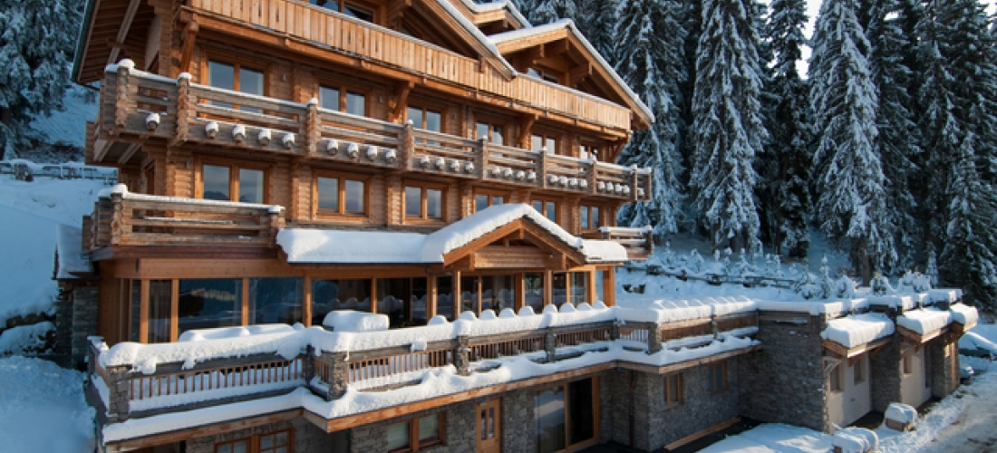 $1, Based on 2 people per night | Luxury all-inclusive Swiss lodge owned by Richard Branson, Sir Richard Branson's Verbier Lodge, Switzerland