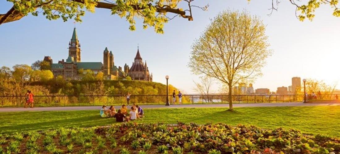 £93 -- Ottawa: 4-Star Stay near ByWard Market, Reg. £145