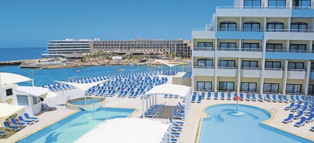 Malta: 4* deluxe Mellieha Bay getaway
