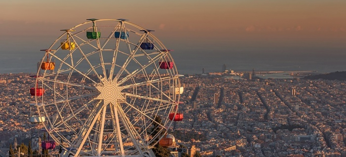 ✈ Barcelona: 2 to 4 Nights at Centrally Located Hotels with Flights*