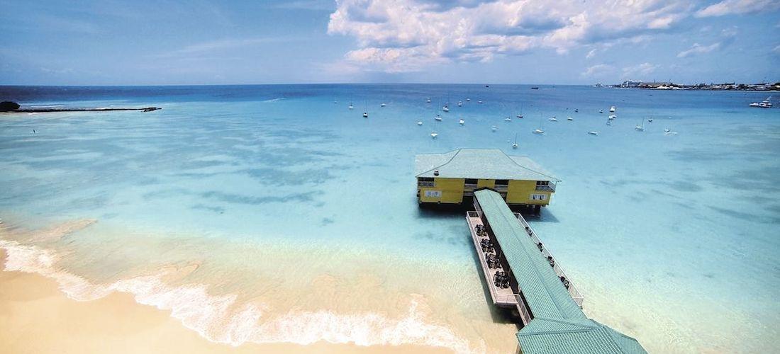 4* Barbados getaway w/flights