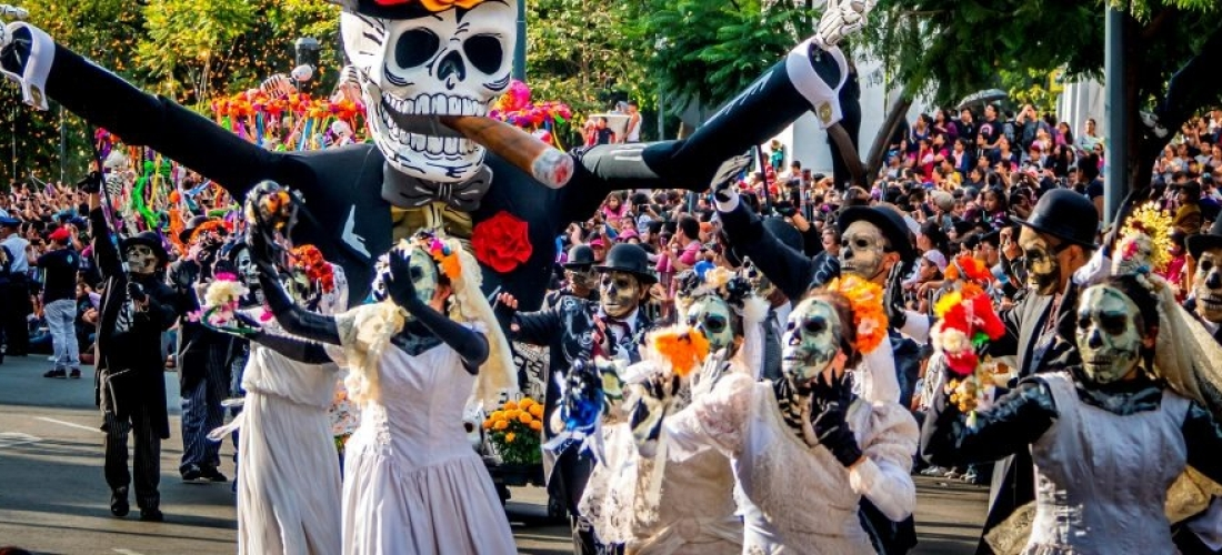 Win a holiday to Mexico City for Day of the Dead festival