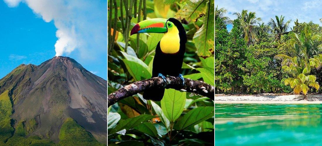 Costa Rica: Rainforests, Volcanoes & All-Inclusive Escape