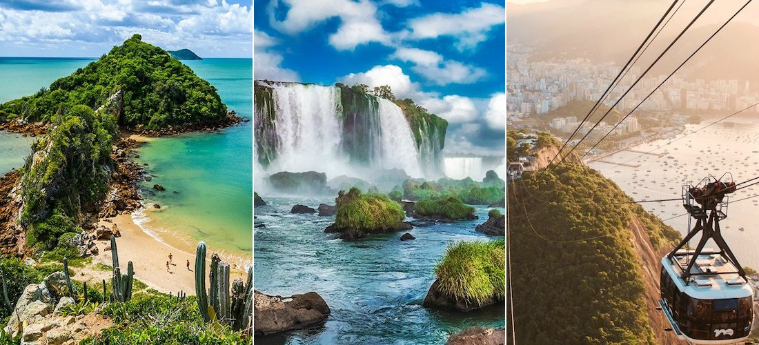 Brazil: Tropical Wonders Tour