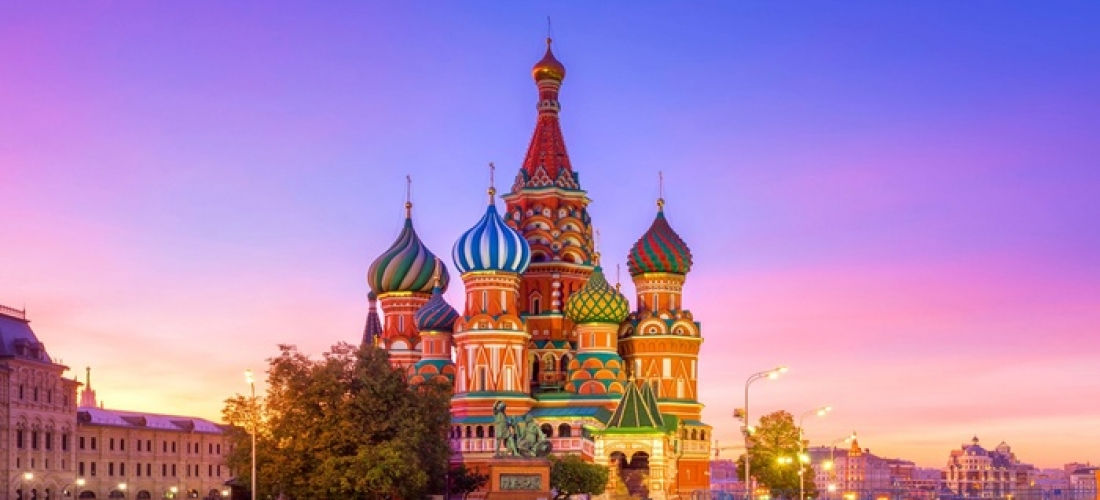 ✈ RUSSIA | Moscow - Godunov Hotel 4* - Breakfast included