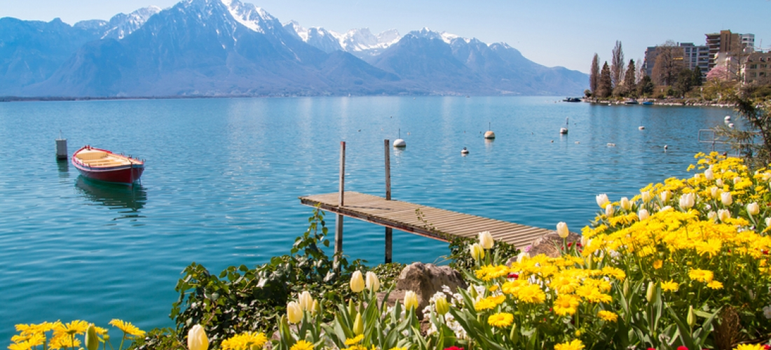 4* Lake Geneva Stay  - Optional Chamonix & Mont Blanc Trip!