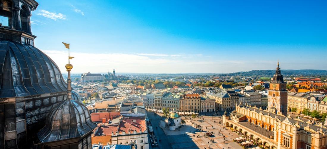 Krakow City Break, Breakfast  - Optional Auschwitz Tour!