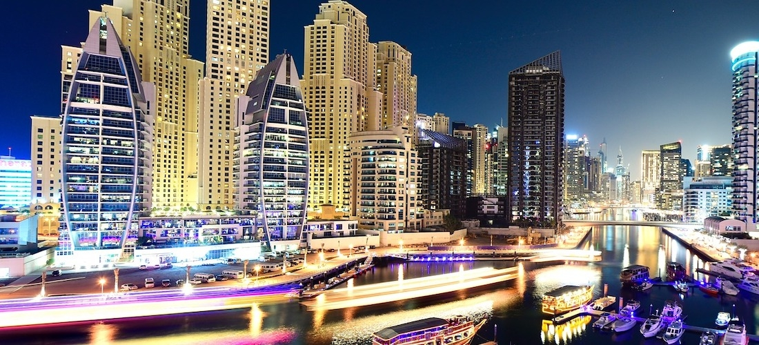 4* deluxe Dubai week w/flights