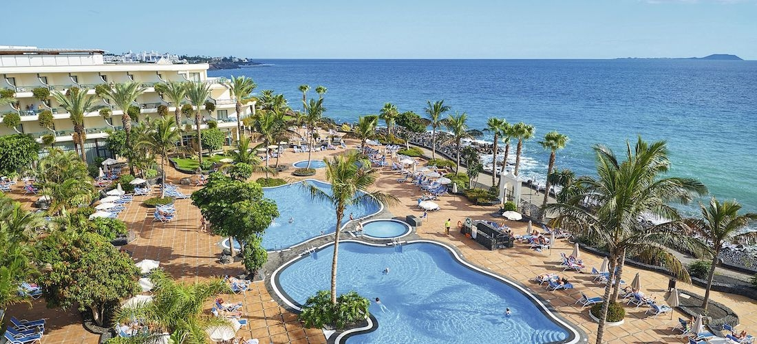 4*PLUS half-board Lanzarote getaway w/flights