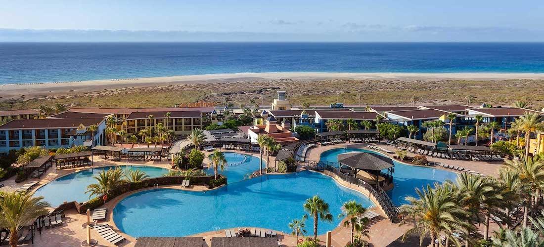 4* all-inclusive Fuerteventura break w/flights