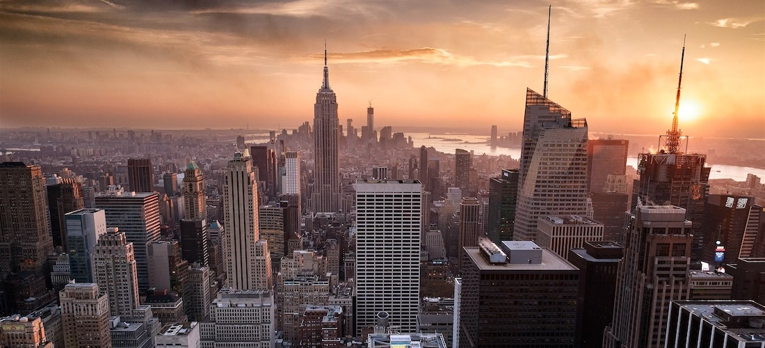 3nt 4* New York city break w/flts in Jan 2021