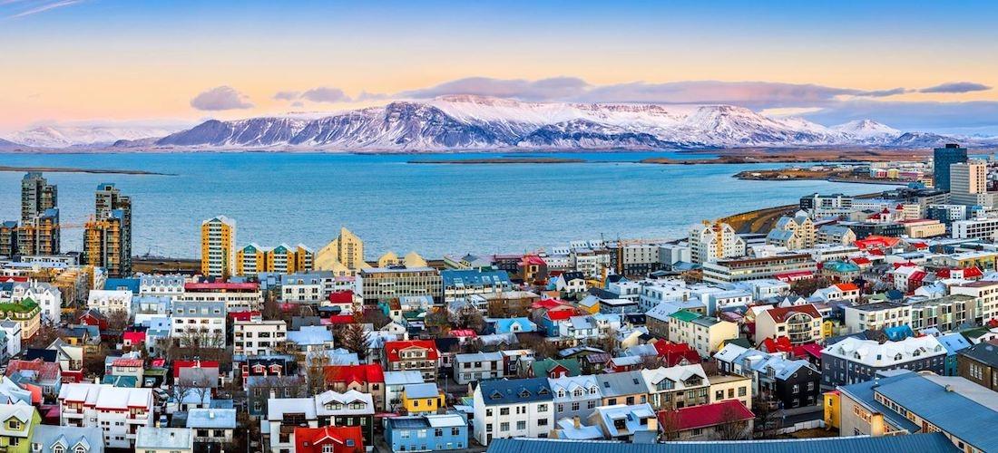 4* Reykjavik break w/flights