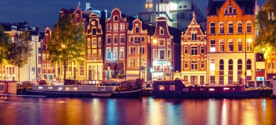 Amsterdam: Room for Two or Four at Savoy Hotel Amsterdam