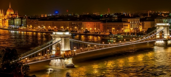 ✈ Prague, Vienna, and Budapest: 6 or 9 Nights at a Choice of Hotels with Return Flights and Train Transfers*